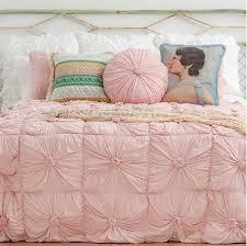 Rosette Quilt Tuscan Pink | Butterscotch & tuscan pink Adamdwight.com