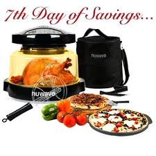 nuwave pro plus countertop oven amp supreme pizza kit carrying case with extender ring