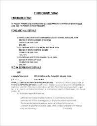 Objective On Resumes Nursing Objectives Objective Resumes Nj