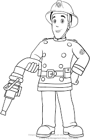 Small Picture Elvis Cridlington Fireman Sam coloring pages