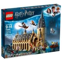 <b>Конструктор LEGO Harry Potter</b> 75954 Большой зал Хогвартса ...