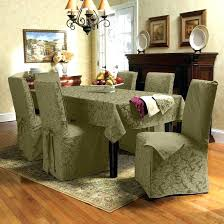 kitchen chair seat covers. Kitchen Chairs Seat Covers Chair Dining Room Slipcovers Home Design Ideas