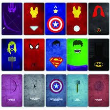 Marvel Superhero Bedroom 24x24inch Hd Home Decor Comic Marvel Wall Superhero Poster 90