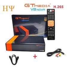 Satellite TV <b>Receiver Gtmedia</b> V8 Nova Power by freesat V8 Super ...