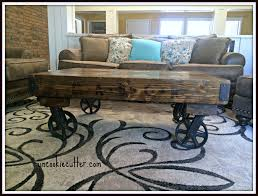 Diy Industrial Coffee Table 25 Diy New Build Furniture Ideas O Our House Now A Home