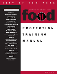 Food Safety Course Answers How Did We Can Food Protection Training Manual