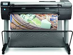 HP Designjet T830 36In MFP Printer: Office Products - Amazon.com