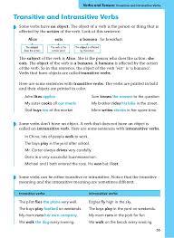 Transitive And Intransitive Verbs Worksheet Pdf Worksheets for all ...