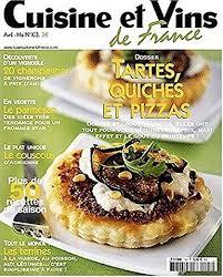 Cuisine Et Vins De France Amazoncom Magazines