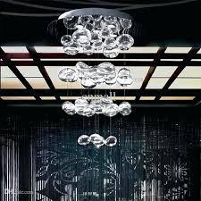 glass panel chandelier vintage etched starburst