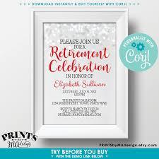 celebration invite retirement party invitation retirement celebration invite
