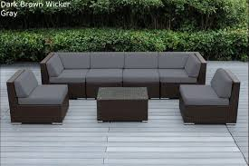 ohana outdoor patio wicker furniture