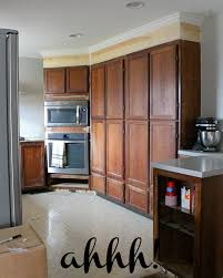 Kitchen Cabinets To Ceiling wonderfully made extending kitchen cabinets to the ceiling 7728 by xevi.us