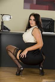 Mackenzee Pierce office babe gets DPed on the clock Brazzers 16.