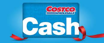costco cash cards
