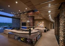 modern luxury homes interior design. impressive ideas modern luxury homes interior design stone accent wall office space on home n