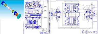 Пищевая и химическая промышленность курсовые и дипломные работы  Курсовой проект Дробилка валковая дырчатая СМ 369А