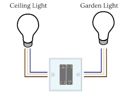 double light switch wiring diagram wiring diagram and schematic double pole switch wiring ewiring