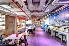 google campus tel aviv 10. Google Cafeteria Campus Tel Aviv 10