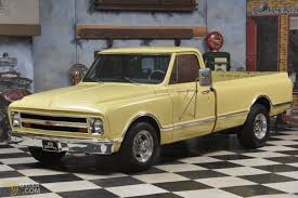 Classic 1967 Chevrolet C20 Pickup for Sale #2020 - Dyler