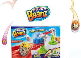 <b>Mighty</b> Beanz. Бобы с характером вернулись!