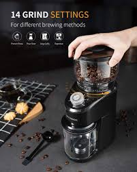 Shardor electric burr coffee grinder is one of the best grinders for a better coffee. Shardor Conical Burr Coffee Grinder In 2021 Coffee Grinder Burr Coffee Grinder Best Coffee Grinder