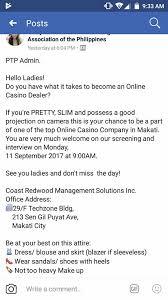 Casino Hirings And Listings Home Facebook