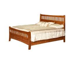 Shaker Bedroom Furniture Amish Beds Amish Custom Furniture