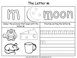 This page has links to all phonics worksheets including consonant letter sounds, vowels, digraphs, diphthongs, and consonant blends. Letters Of The Alphabet Teaching Pack 24 Powerpoint Presentations And 26 Worksheets Teaching Resources