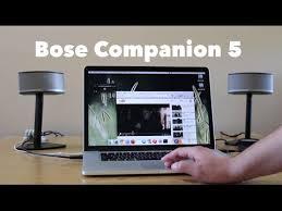 bose companion 5. bose companion 5 sound test a
