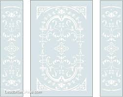 etched glass panels for doors etched glass panels glass etched designs etched glass door side panels
