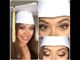 graduation makeup tutorial
