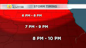 SEVERE THUNDERSTORM WATCH is effect ...