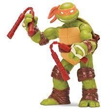 ninja turtles michelangelo.  Ninja Teenage Mutant Ninja Turtles Action Figure Michelangelo On
