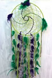 Dream Catcher Vancouver Violet flame dreamcatcher with amethyst made by a Vancouver 15