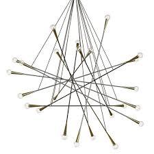 rewire chandelier arms 3d model max obj mtl 3ds fbx mat 1