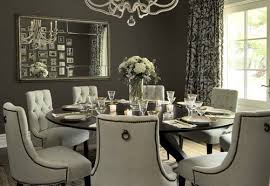 Wonderful Best White Round Dining Table For 8
