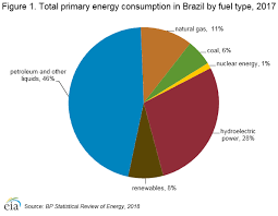 Us Energy Consumption Pie Chart Brazil International Analysis U S Energy Information
