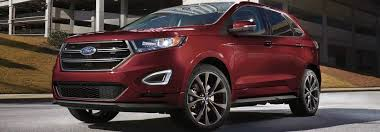 How Many Colors Does The 2017 Ford Edge Come In