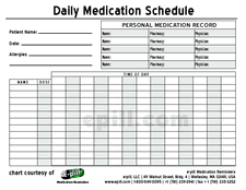 Med Sheets Printables Free Printable Weekly Medication Schedule Download Them Or Print