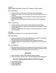 Simple Resume Sample Skills Svoboda2 Com