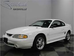 1995 Ford Mustang for Sale on ClassicCars.com - 10 Available