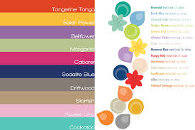 Pantone Color Chart 2013 The Pantone Colours Of Spring 2013 Mecc Interiors Design