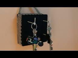 DIY Best out of waste - <b>Wall Key Holder</b> - YouTube