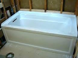 acrylic tubs tub bathtub cleaners cleaner stain