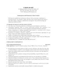 Special Education Resume Objective Teacher Assistant Resume ...