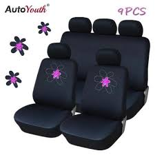 synthetic pu leather seat covers for