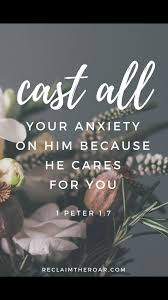 Christian Quotes On Anxiety