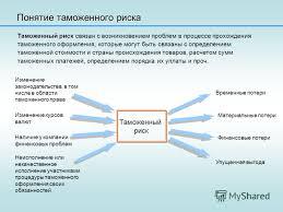 Презентация на тему Дипломная работа mba Тема Управление  5 Понятие таможенного