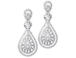 diamond chandelier earrings for wedding rhinestone chandelier earrings wedding b135 diamond chandelier earrings for wedding indian